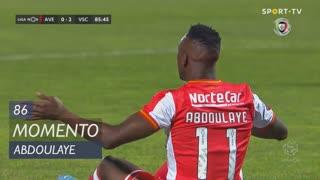 CD Aves, Jogada, Abdoulaye aos 86'