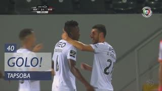 GOLO! Vitória SC, Tapsoba aos 40', Vitória SC 2-1 CD Aves