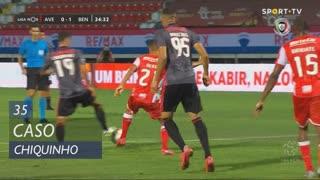 SL Benfica, Caso, Chiquinho aos 35'