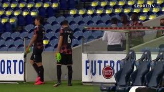 FC Porto x Moreirense FC: Guarda de honra ao campeão nacional 2019/20