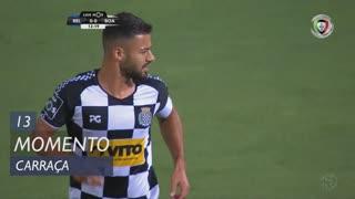Boavista FC, Jogada, Carraça aos 13'