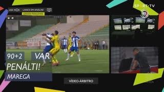 FC Porto, Penálti, Marega aos 90'+2'