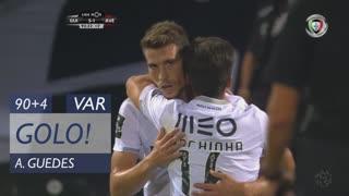GOLO! Vitória SC, Alexandre Guedes aos 90'+4', Vitória SC 5-1 CD Aves
