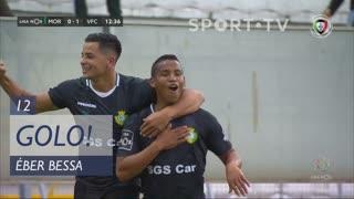 GOLO! Vitória FC, Éber Bessa aos 12', Moreirense FC 0-1 Vitória FC