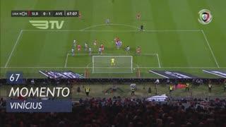 SL Benfica, Jogada, Vinícius aos 67'