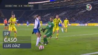 FC Porto, Caso, Luis Díaz aos 59'