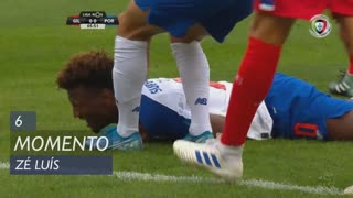 FC Porto, Jogada, Zé Luís aos 6'