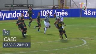 Moreirense FC, Caso, Gabrielzinho aos 79'