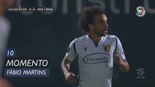 FC Famalicão, Jogada, Fábio Martins aos 10'