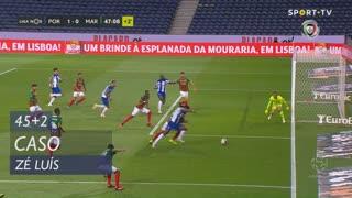 FC Porto, Caso, Zé Luís aos 45'+2'
