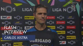 """Carlos Xistra: """"Os árbitros trabalham muito para acertar todas as decisões"""""""