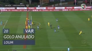 FC Porto, Golo Anulado, Loum aos 20'