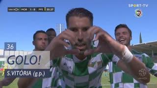 GOLO! Moreirense FC, Steven Vitória aos 36', Moreirense FC 1-0 FC P.Ferreira