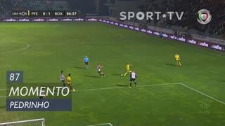 FC P.Ferreira, Jogada, Pedrinho aos 87'