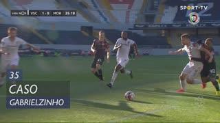 Moreirense FC, Caso, Gabrielzinho aos 35'