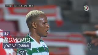 Sporting CP, Jogada, Jovane Cabral aos 39'