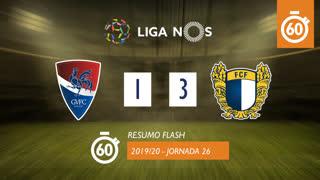 I Liga (26ªJ): Resumo Flash Gil Vicente FC 1-3 FC Famalicão