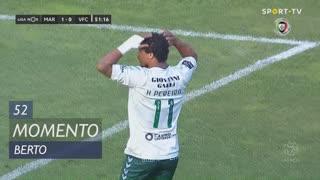 Vitória FC, Jogada, Berto aos 52'