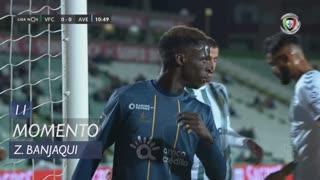 CD Aves, Jogada, Zidane Banjaqui aos 11'