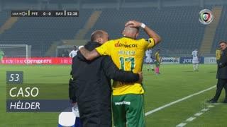 FC P.Ferreira, Caso, Hélder aos 53'