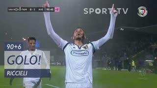 GOLO! FC Famalicão, Riccieli aos 90'+6', FC Famalicão 1-1 CD Aves
