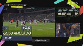 FC Porto, Golo Anulado, Uribe aos 35'