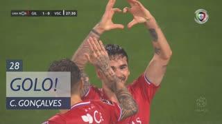 GOLO! Gil Vicente FC, C. Gonçalves aos 28', Gil Vicente FC 1-0 Vitória SC