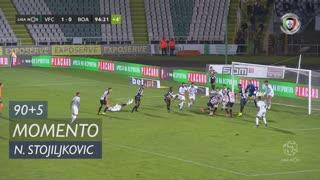 Boavista FC, Jogada, N. Stojiljkovic aos 90'+5'