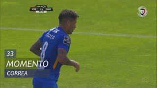 Marítimo M., Jogada, Correa aos 33'