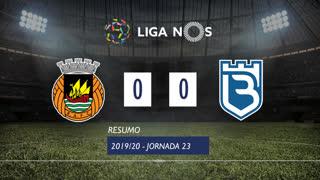 Liga NOS (23ªJ): Resumo Rio Ave FC 0-0 Belenenses SAD