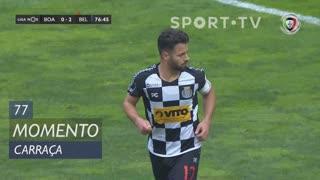 Boavista FC, Jogada, Carraça aos 77'