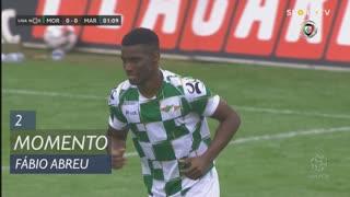 Moreirense FC, Jogada, Fábio Abreu aos 2'