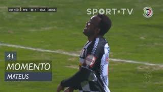 Boavista FC, Jogada, Mateus aos 41'