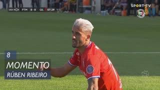Gil Vicente FC, Jogada, Rúben Ribeiro aos 8'