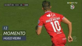 Gil Vicente FC, Jogada, Hugo Vieira aos 12'