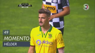 FC P.Ferreira, Jogada, Hélder aos 49'