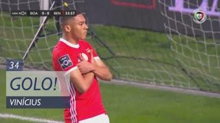 GOLO! SL Benfica, Vinícius aos 34', Boavista FC 0-1 SL Benfica