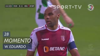 SC Braga, Jogada, Wilson Eduardo aos 28'