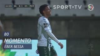 Vitória FC, Jogada, Éber Bessa aos 80'