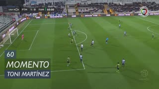 FC Famalicão, Jogada, Toni Martínez aos 60'