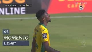 FC P.Ferreira, Jogada, L. Diaby aos 64'