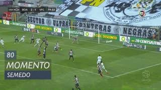 Vitória FC, Jogada, Semedo aos 80'