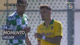 FC P.Ferreira, Jogada, Hélder aos 14'