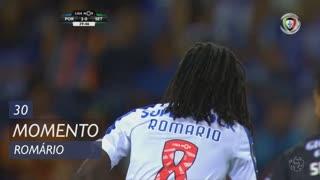 FC Porto, Jogada, Romário aos 30'