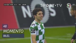 Moreirense FC, Jogada, Bilel aos 48'