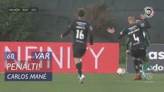 Rio Ave FC, Penálti, Carlos Mané aos 60'