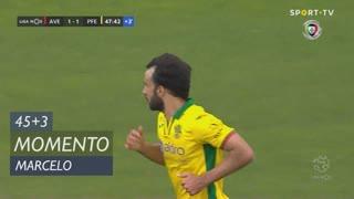 FC P.Ferreira, Jogada, Marcelo aos 45'+3'