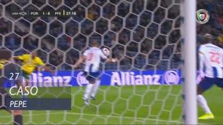 FC Porto, Caso, Pepe aos 27'