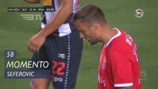SL Benfica, Jogada, Seferovic aos 58'