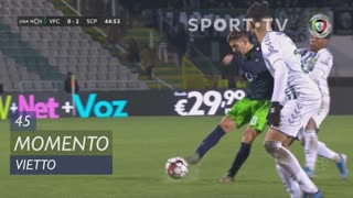 Sporting CP, Jogada, Vietto aos 45'